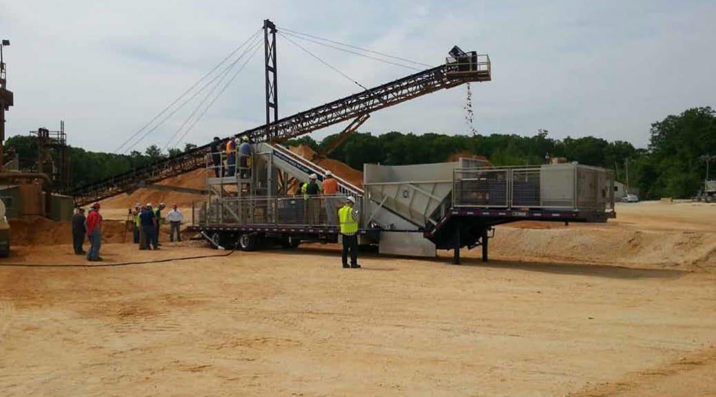 conveyor system demo