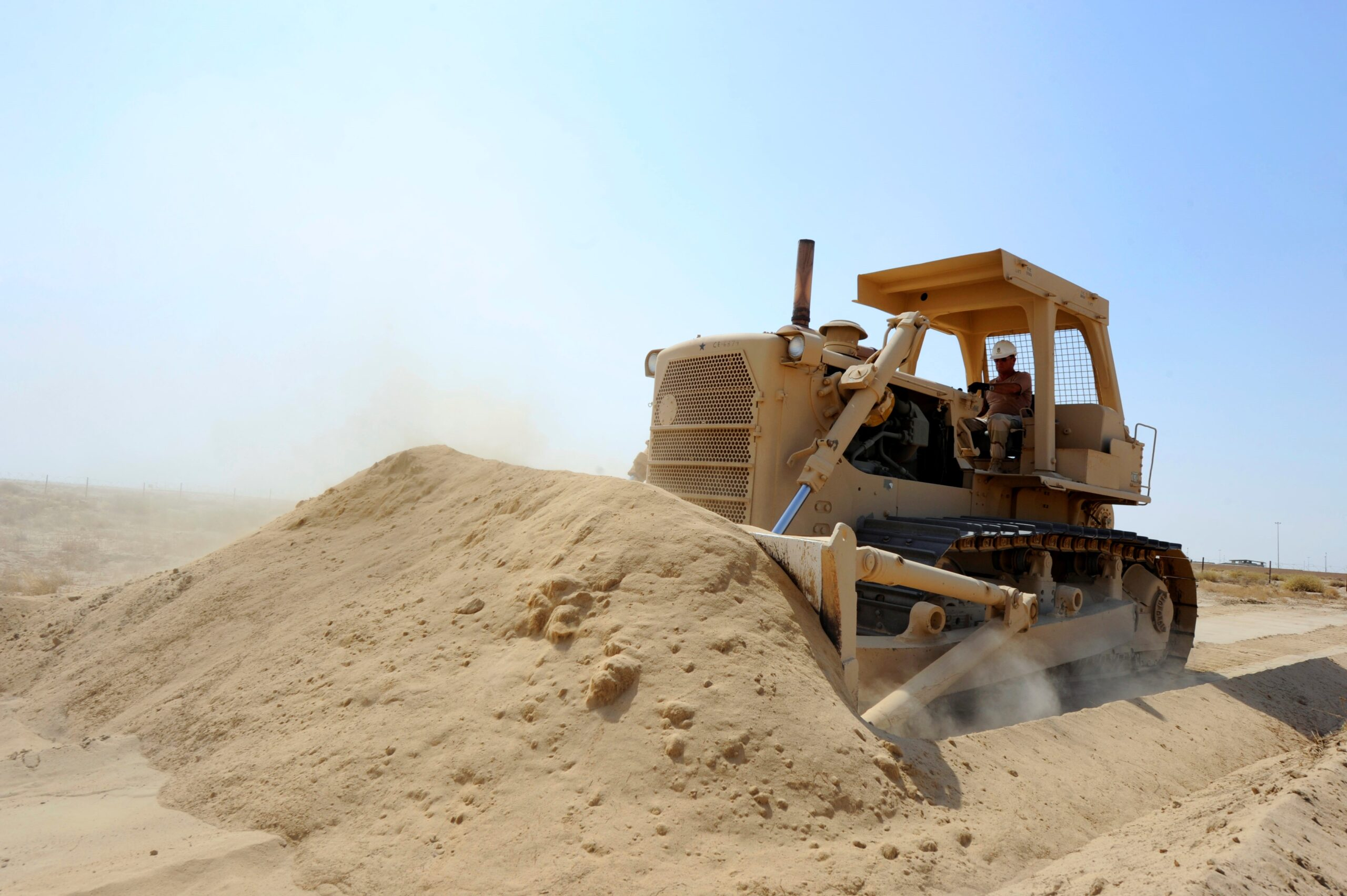 How to Move Sand Easily