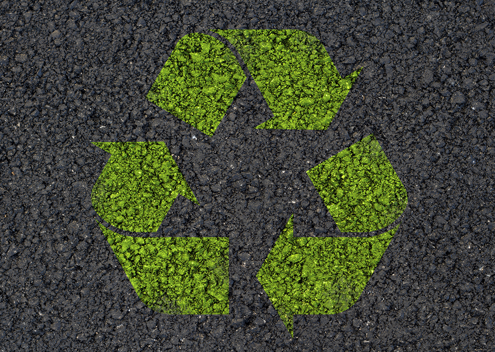 A Closer Look at Recycled Asphalt: What It Is and Why It Matters