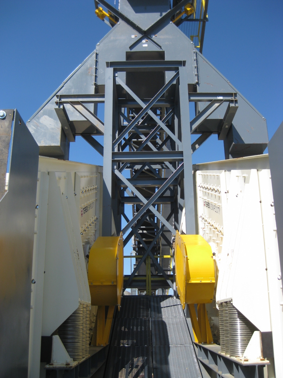 Material Handling Screening and Conveying Equipment - Terex Simplicity