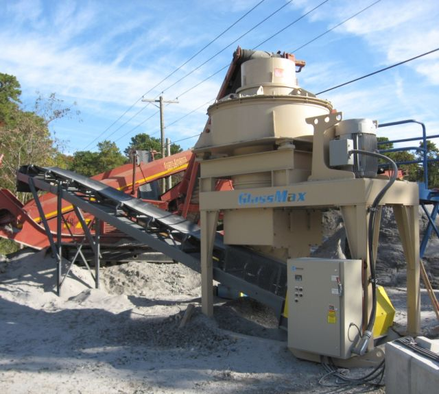 Material Handling Crushing Systems - Remco Sandmax Crusher Equipment