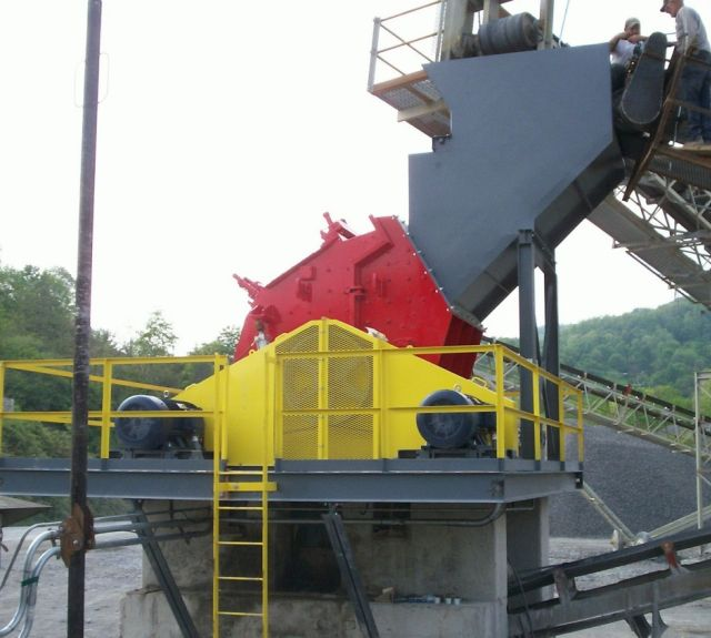 Horizontal Shaft Impactors (HSI)