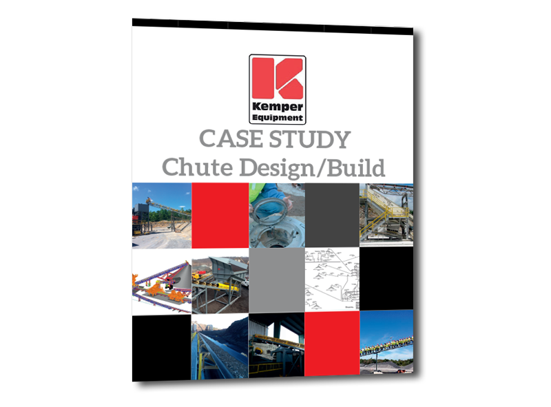chute design/build case study