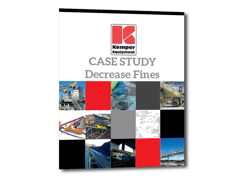 decrease fines case study