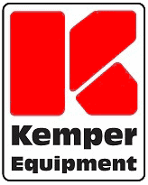 Kemper Equipment New Logo