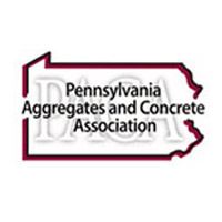 PA Aggregates & concrete association logo